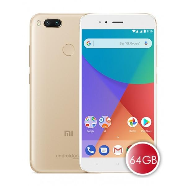 ✔Best Seller! Xiaomi Mi A1 Smartphone 64GB or 32GB – (Gold/Rose Gold)