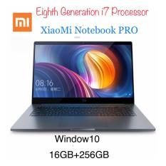 Xiaomi Mi Notebook Pro 15.6″ i7 8th 16GB RAM + 256GB ROM Gray (Export)