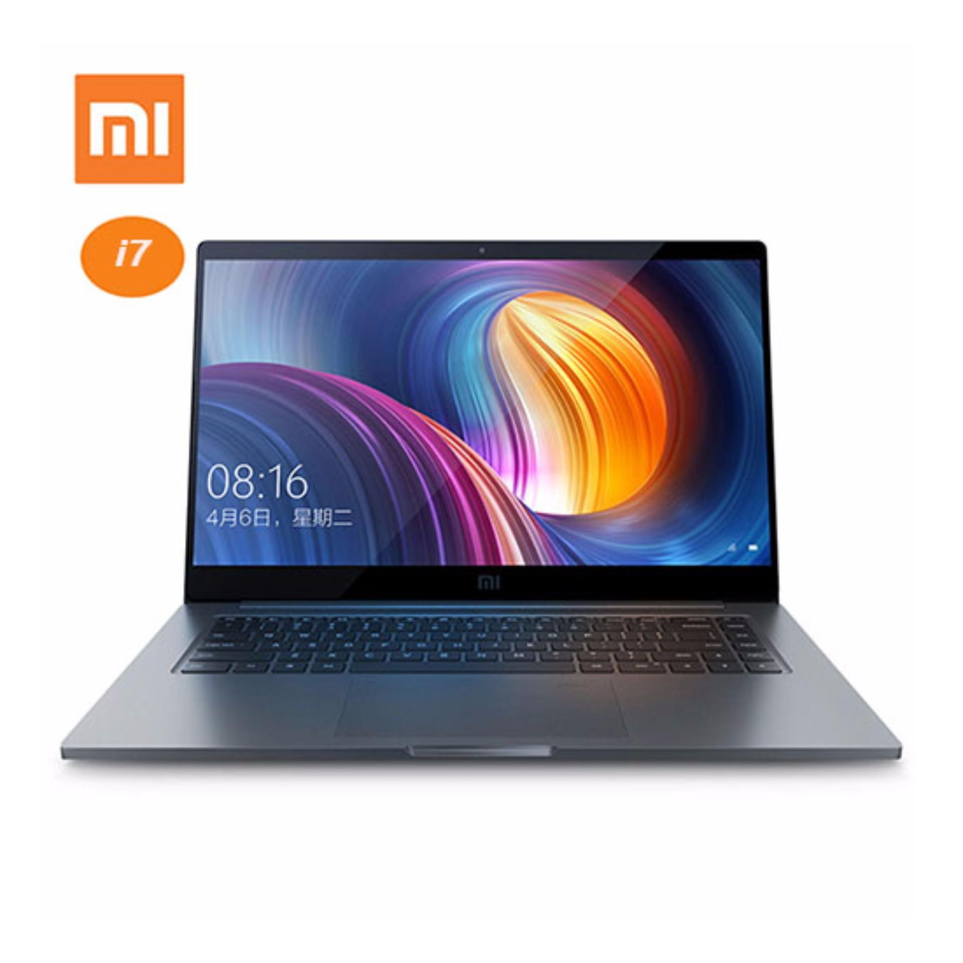 Xiaomi Mi Laptop Air Pro 15.6 Inch Notebook Computer i7-8550U CPU 16GB RAM 256GB SSD GDDR5 Fingerprint Windows 10 (Export)