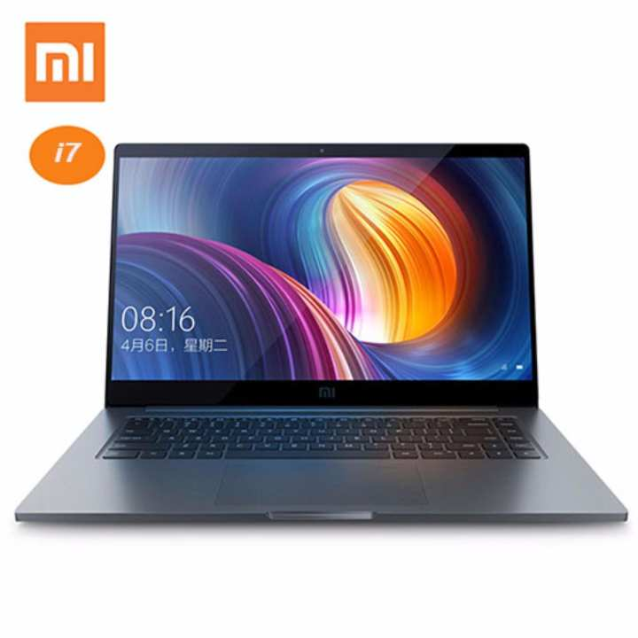 Xiaomi Mi Laptop Air Pro 15.6 Inch Notebook Computer i7-8550U CPU 8GB RAM 256GB SSD GDDR5 Fingerprint Windows 10 (Export)
