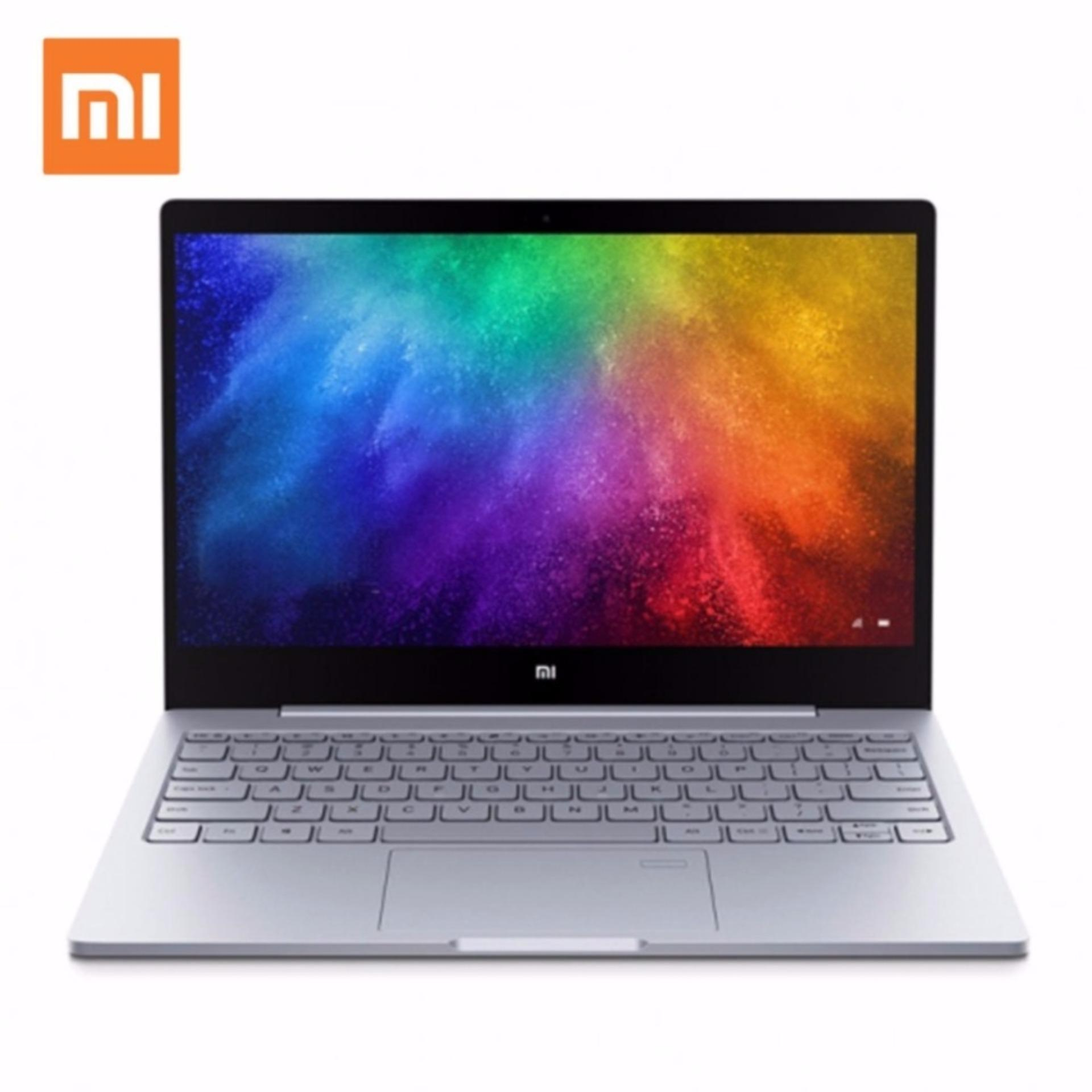 Xiaomi Mi Notebook Laptop Air 13.3 Inch Fingerprint i5-7200U Intel Core 8GB 256GB SSD Computer Silver (Export)