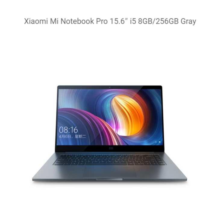Xiaomi Mi Notebook Pro 15.6″ i5 8GB/256GB Gray (Export)