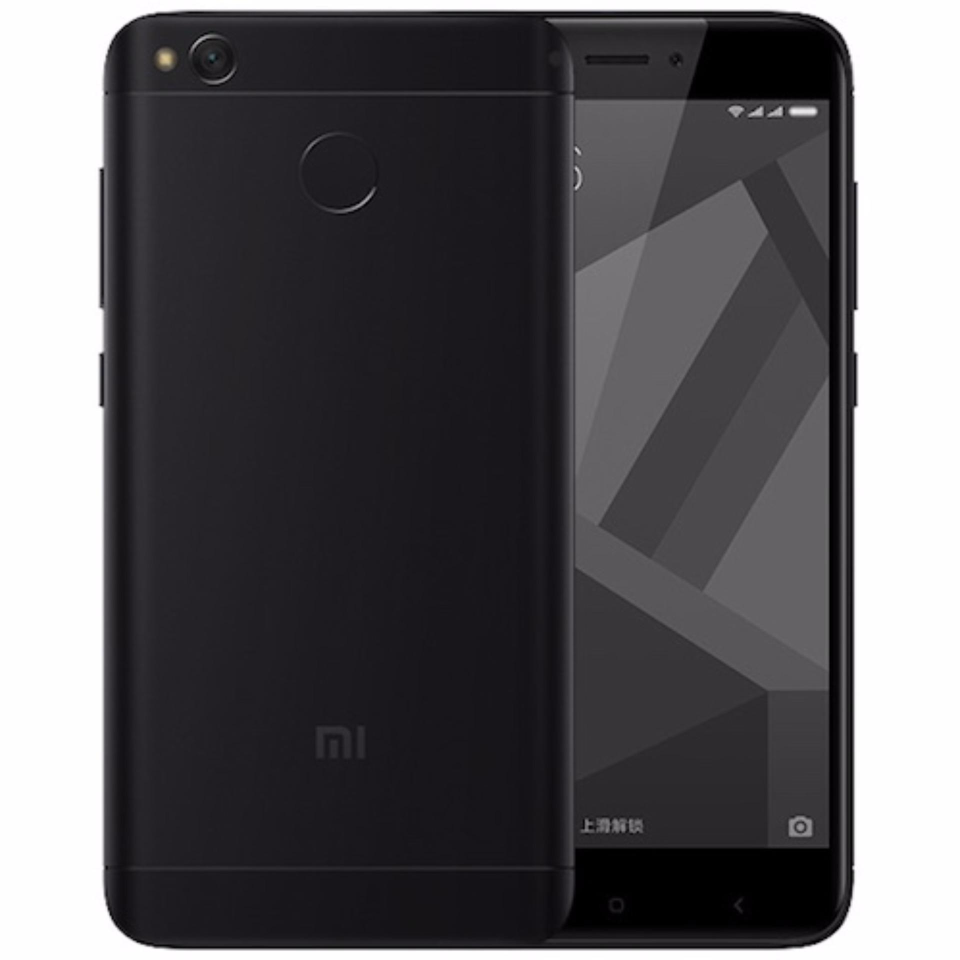 Xiaomi Redmi 4X 2GB RAM 16GB (Black) (Black 16GB)