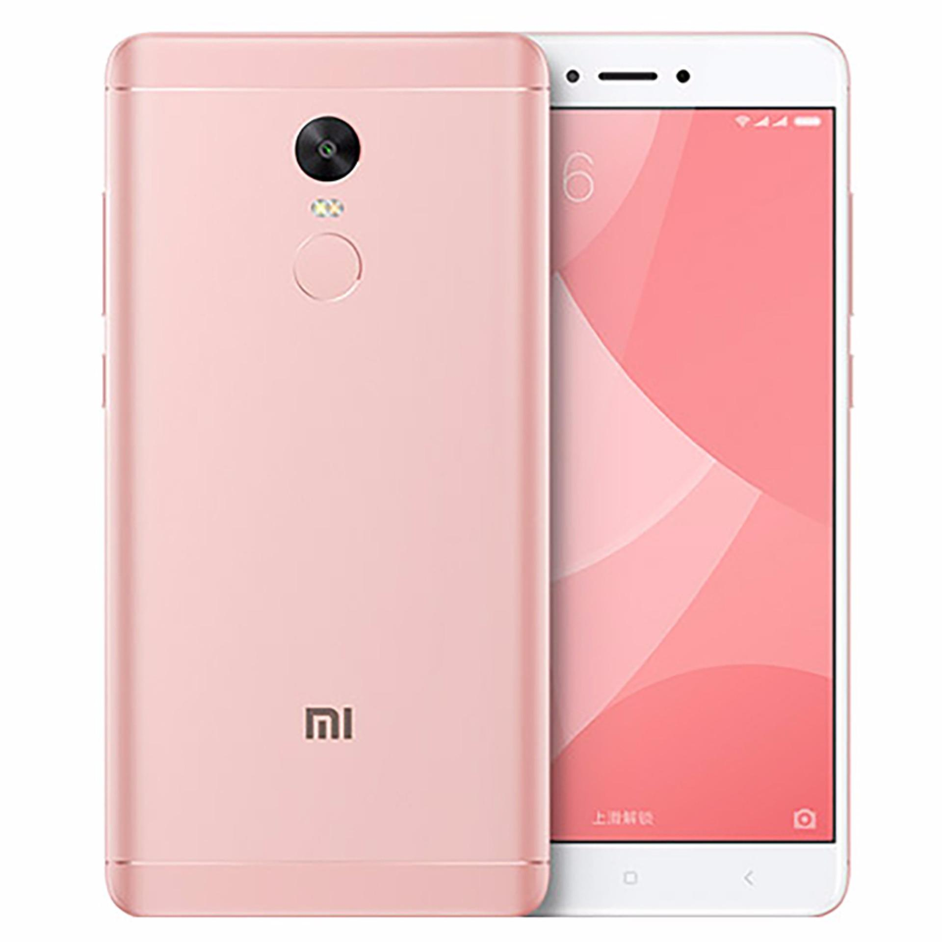 Xiaomi Redmi Note 4X 4/64GB (Gold)