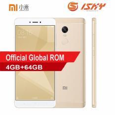 Xiaomi Redmi Note4X 4+64GB Global ROM Smartphone Deca Core 4G(Export)
