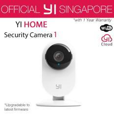 Xiaoyi Home Camera 1 International Set (White)
