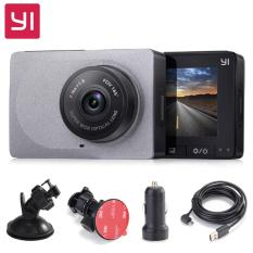 Xiaomi YI Smart Car DVR 165 Degree 1080P 60fps Car Detector 2.7″ Dash Camera ADAS Safe Reminder Dashcam