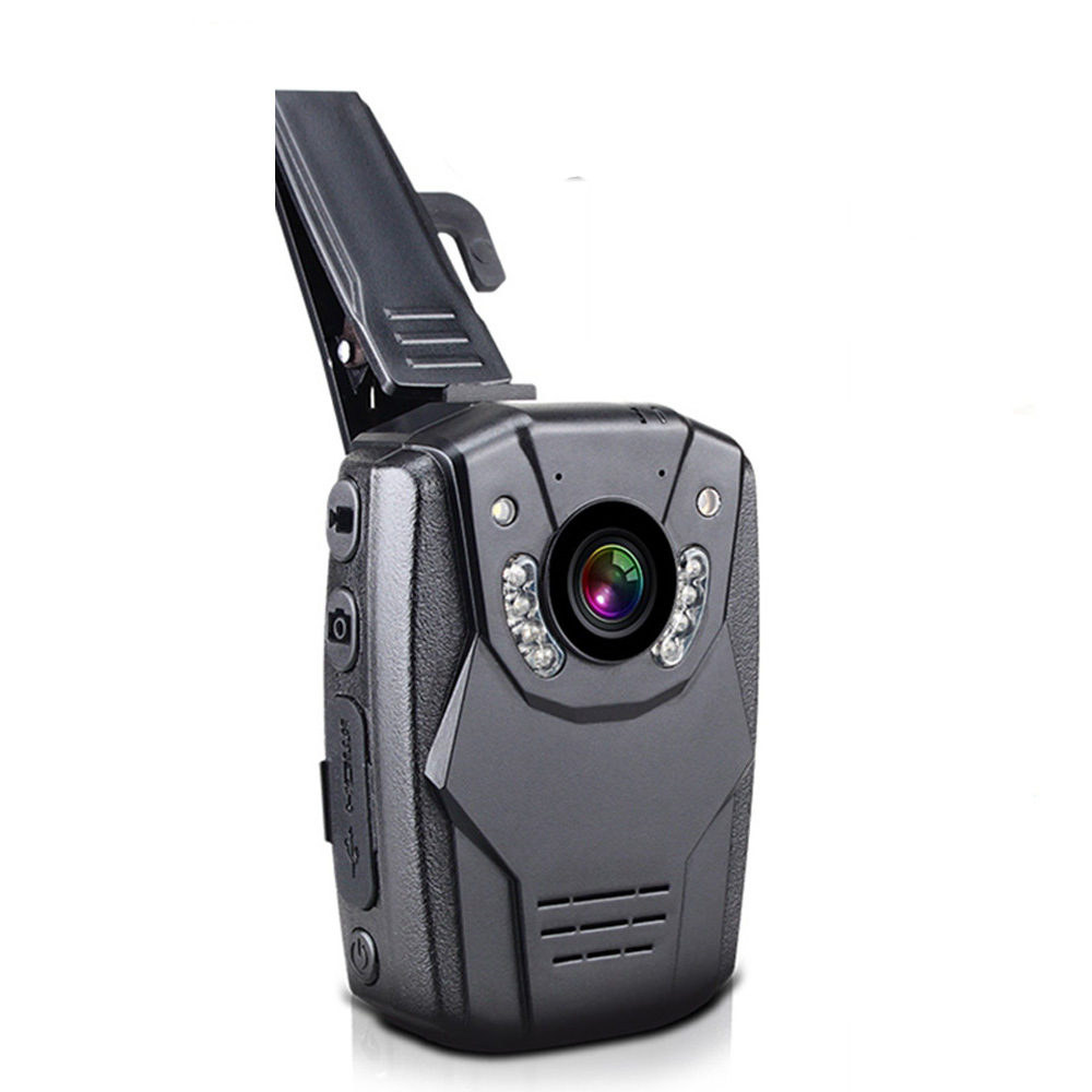 YACGroup 2K HD 1296P S60 Ambarella A7 IR Night Vision Police Camera Wearable Worn Camera Recorder DVR 6-hour Record Built-in 16GB With GPS Function – intl