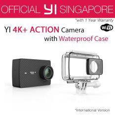 YI 4K + with Waterproof Housing