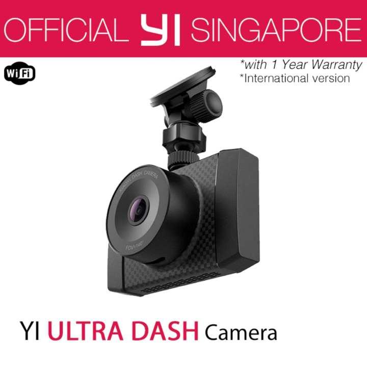 YI Ultra Dash Camera 2.7K