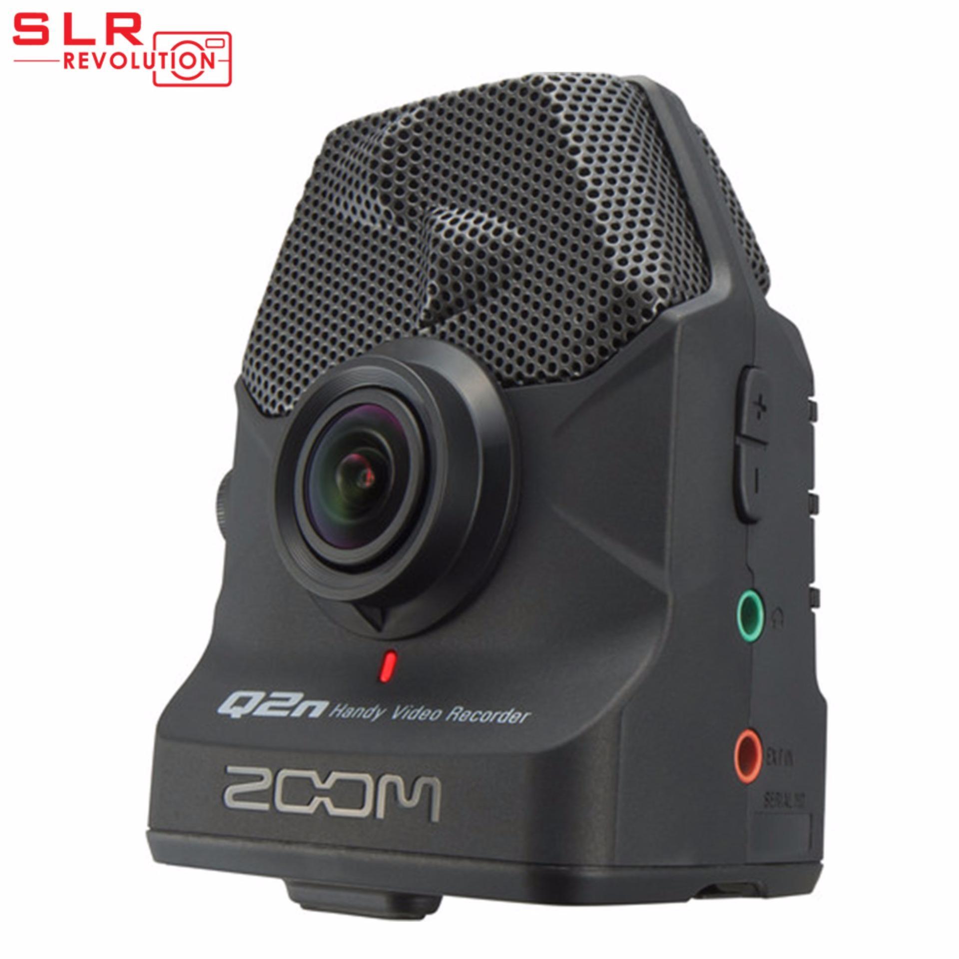 Zoom Q2n Handy Video Recorder (Local Set)
