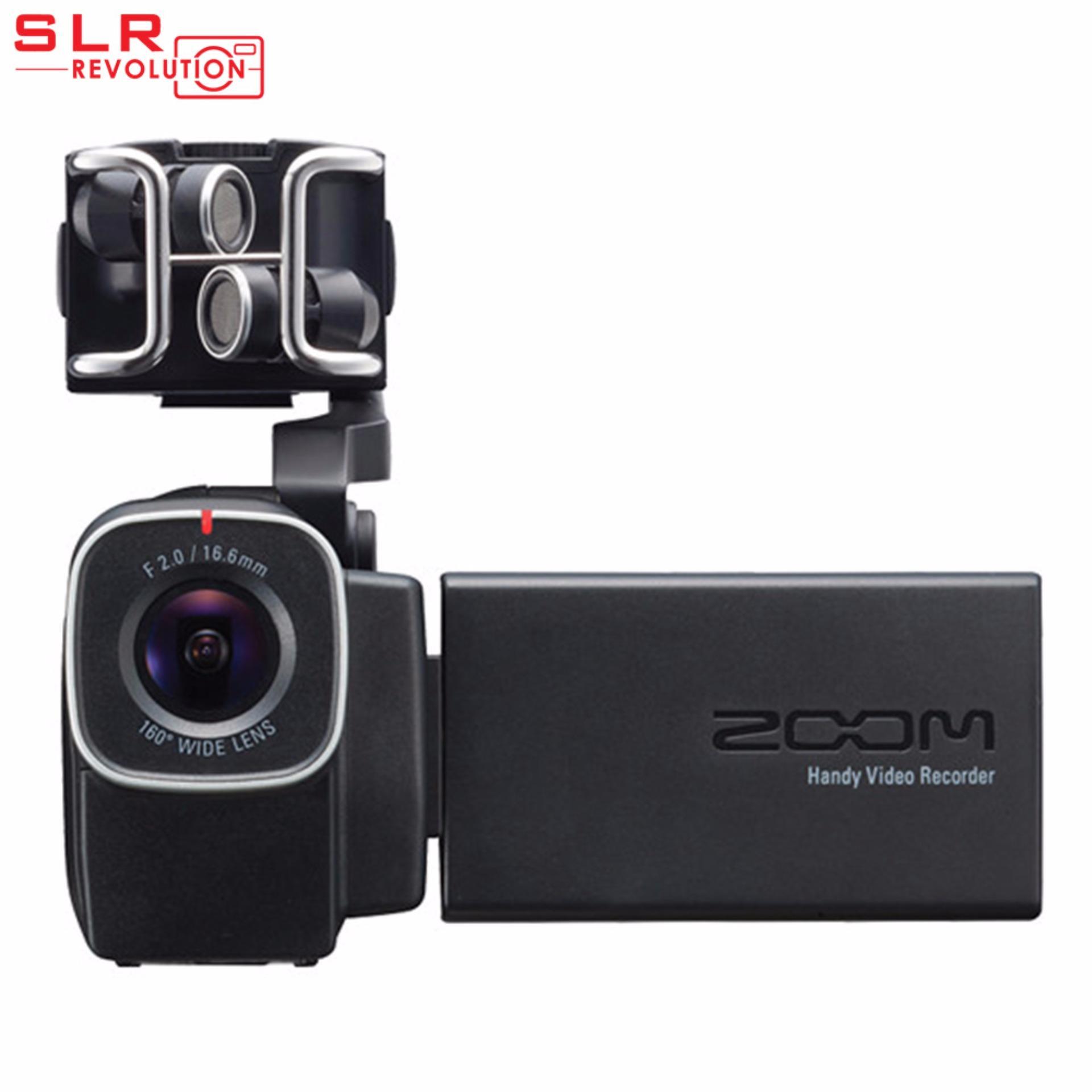 Zoom Q8 Handy Video Recorder (Local Set)
