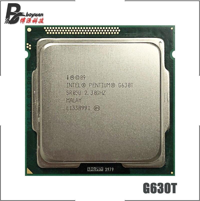 Intel Pentium G630T 2.3 GHz Dual-Core CPU Processor 35W LGA 1155 ch Store