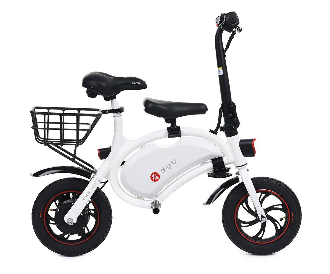 Dyu Scooter Add Ons Basket Or Child Seat Add Ons Only Lazada Singapore