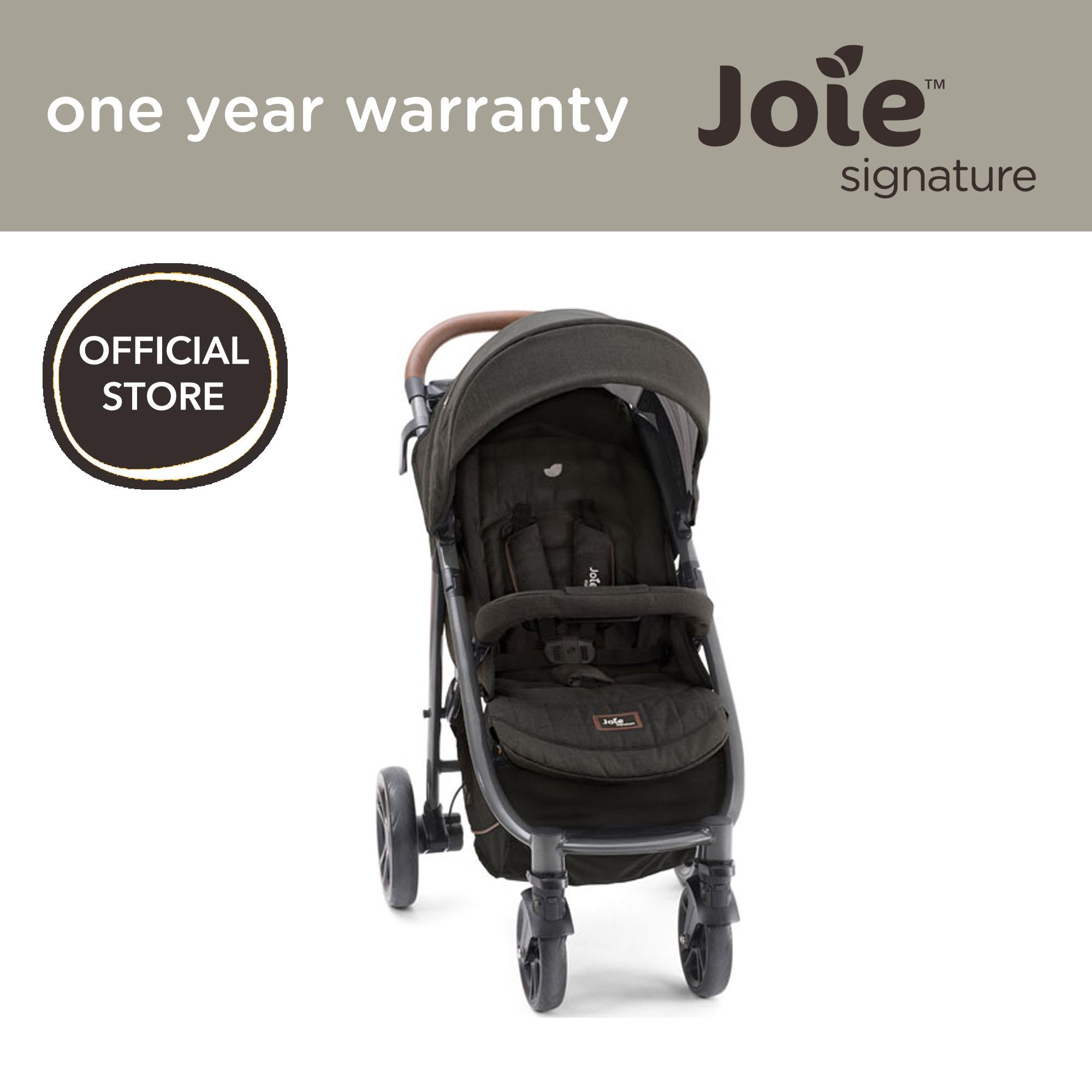 Joie Litetrax 4 Flex Signature Stroller
