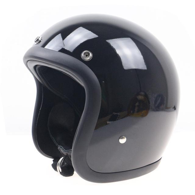 Motorcycle Helmet ECE certification Brand Japan TT&CO Thompson Glass Fiber Vintage motorcycle helmet motorcycle helmet CJL Store