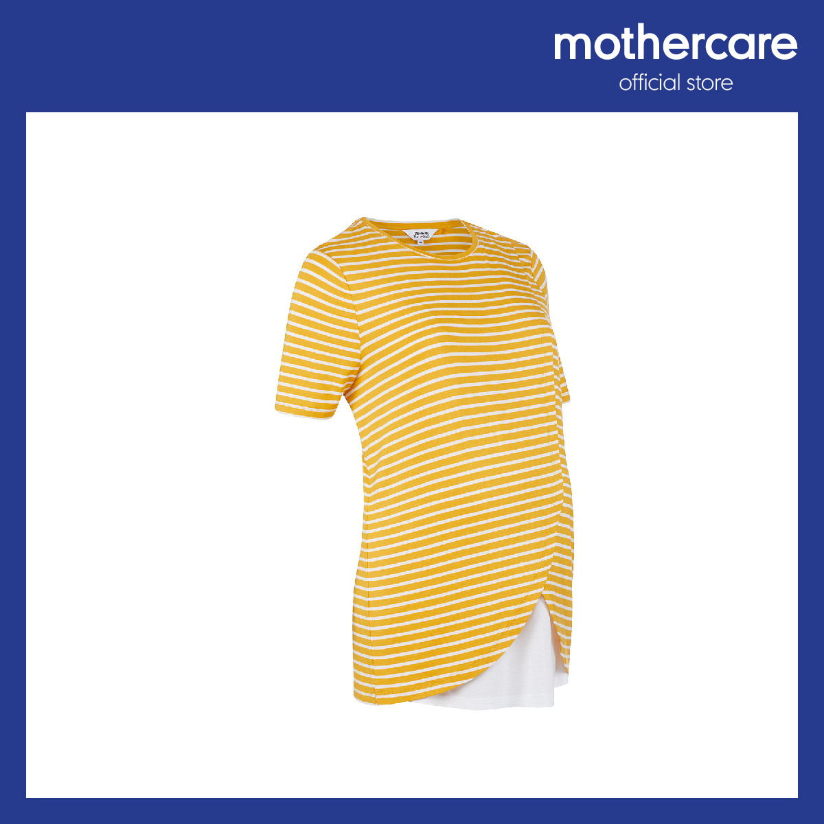 Mothercare Nursing Top Materanity Feeding Top Shirts Wrap Front Top