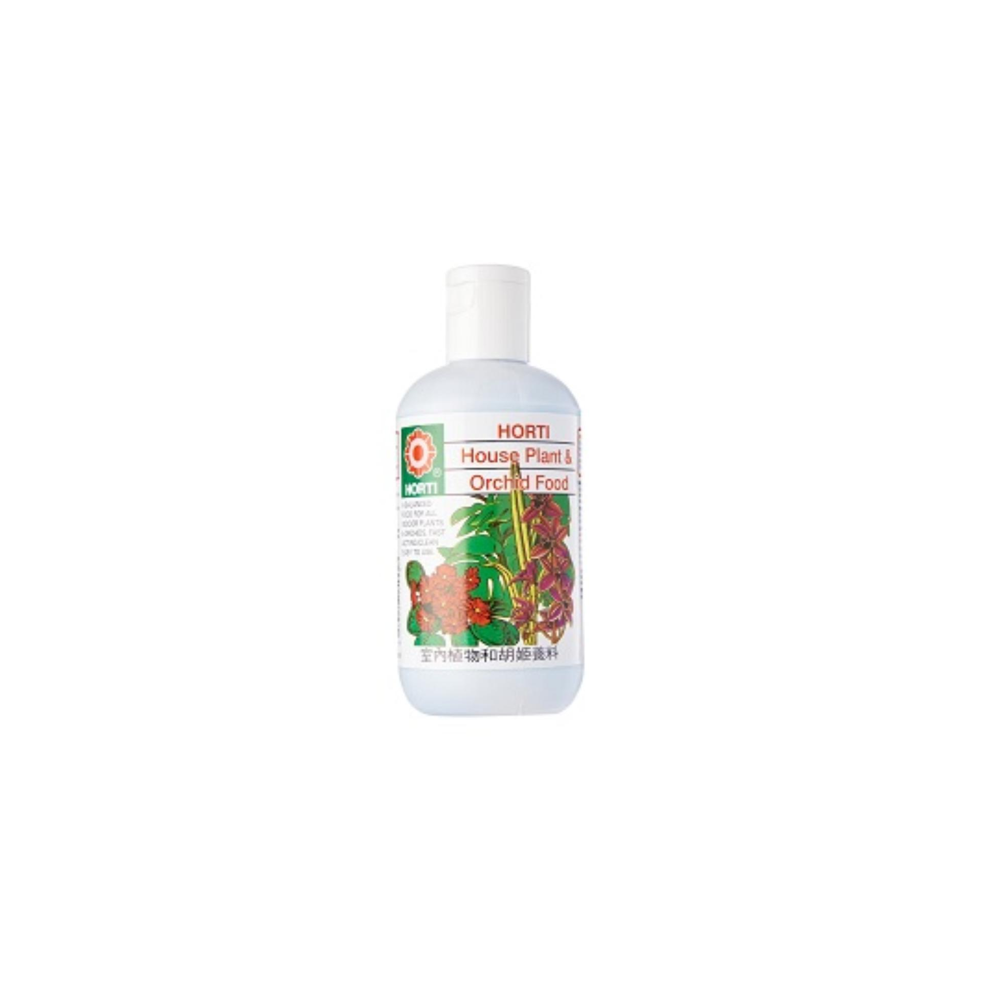 Horti Houseplant & Orchid Food Liquid Fertilizer [250ml]