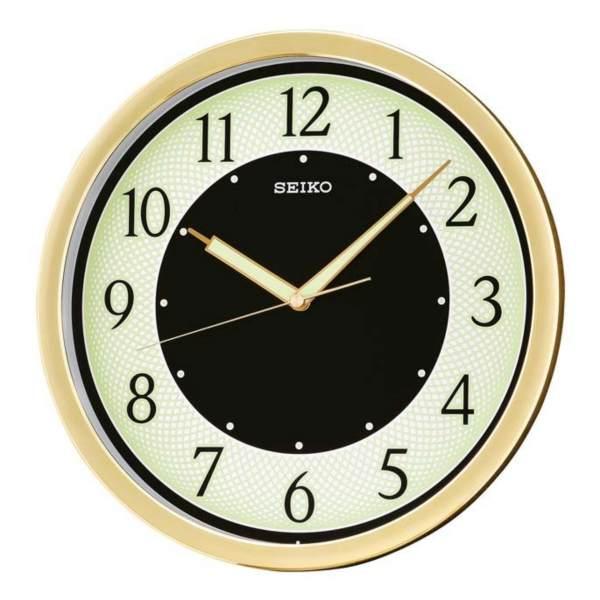 Seiko Qxa472g Luminous Og Wall Clock