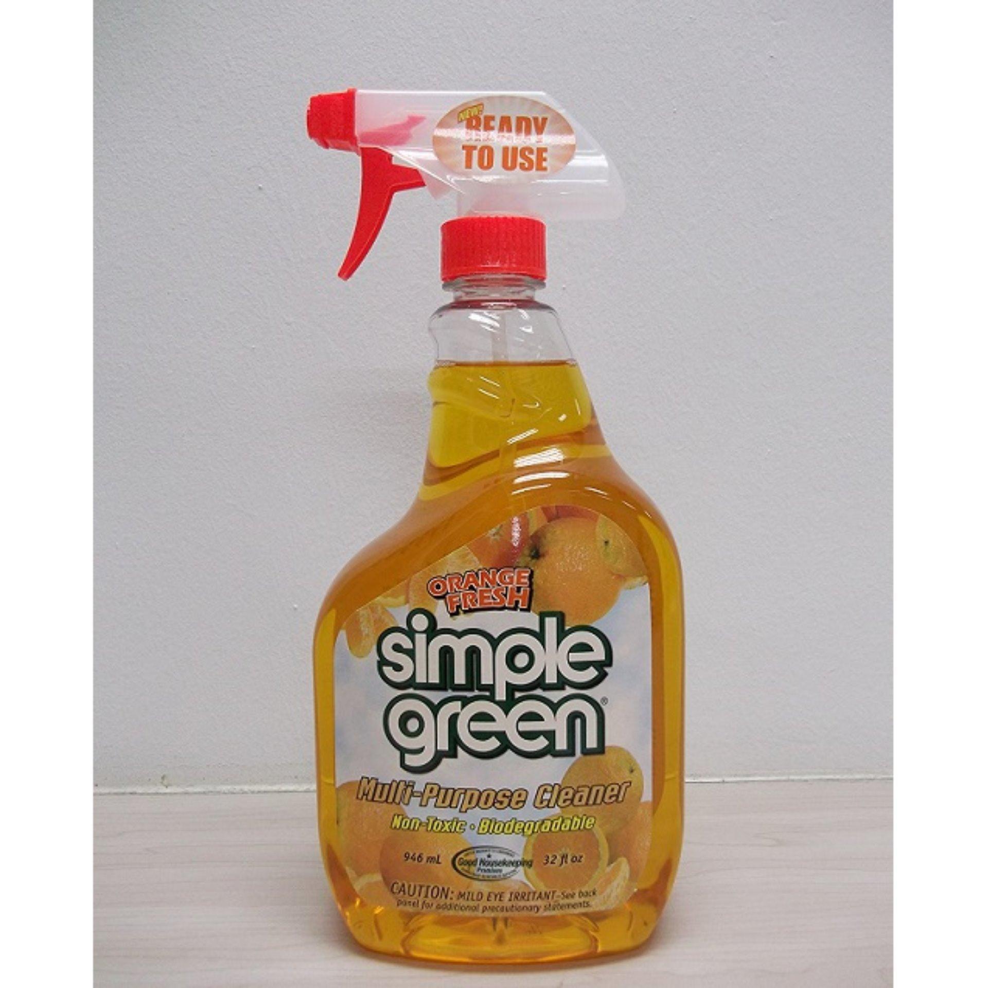 Simple Green Multi Purposes Cleaner Orange Fresh