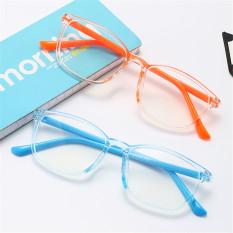 zbrtdr Anti-blue ánh sáng trẻ em kính trẻ em bé gái cô gái máy tính bảo vệ mắt kính siêu nhẹ khung
