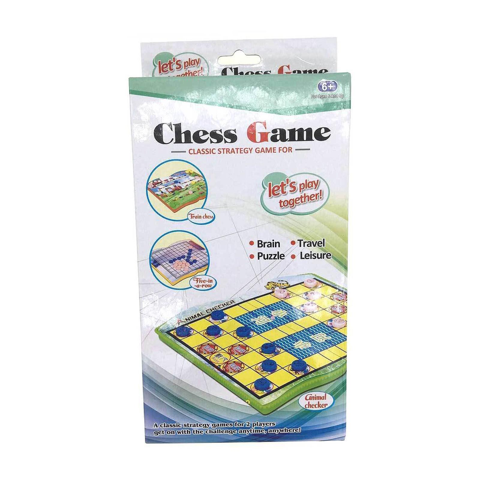 MTrade Animal Chess Board Game