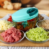 Multi-functional Blenders Vegetable Chopper Meat Grinder Carrot Slicer Mashed Potatoes Maker Baby Suppplement Food Tool Kitchen Accessories - intl image on snachetto.com