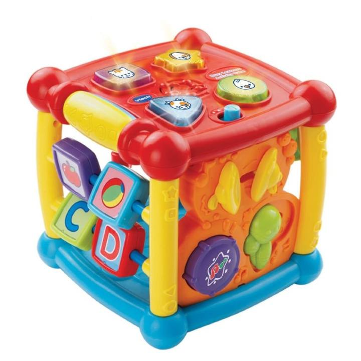 Vtech Busy Learner.s Activity Cube