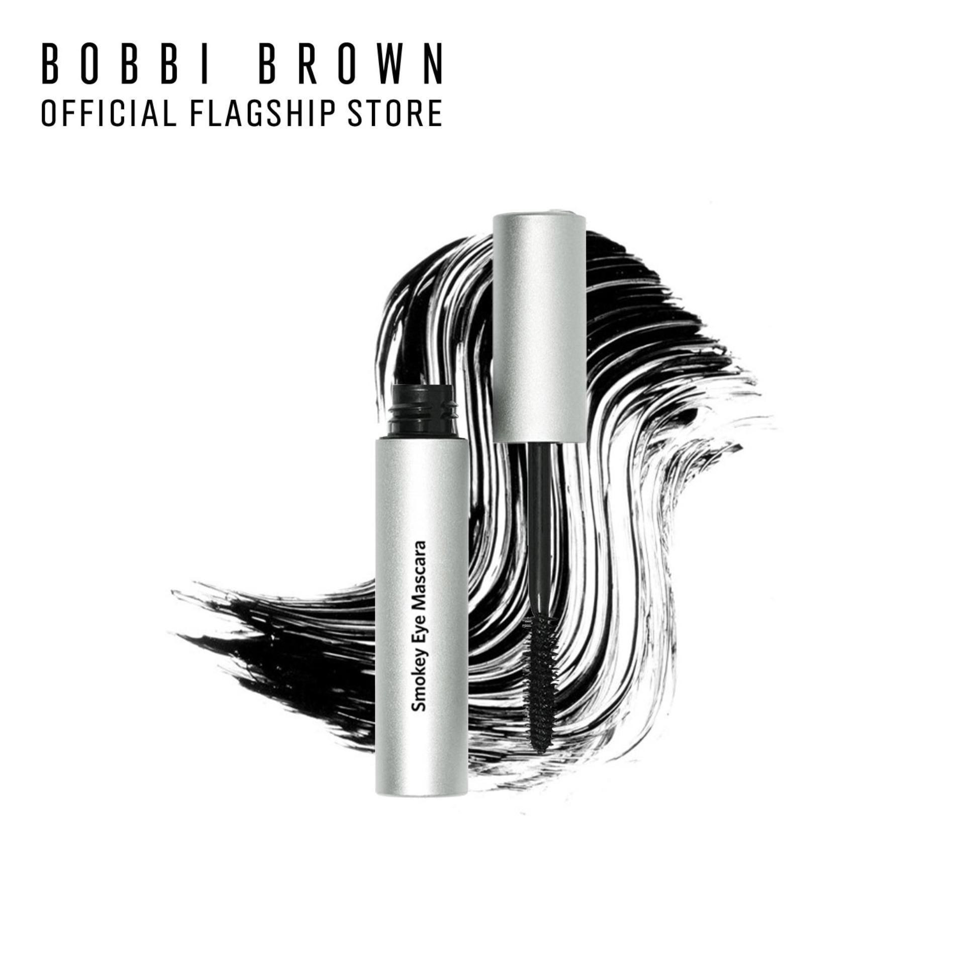 Mascara làm cong và dày mi Bobbi Brown Smokey Eye Mascara 6ml