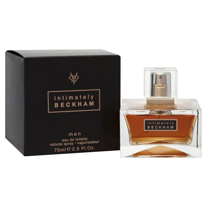 David Beckham Intimately Beckham EDT 75ml