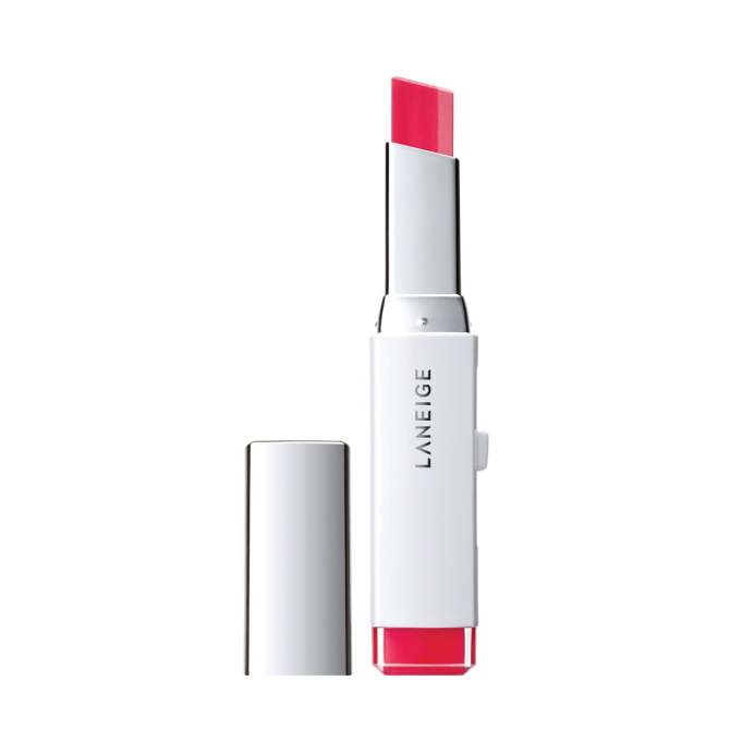 Laneige Two Tone Lip Bar [No. 6 Pink Step] 2g