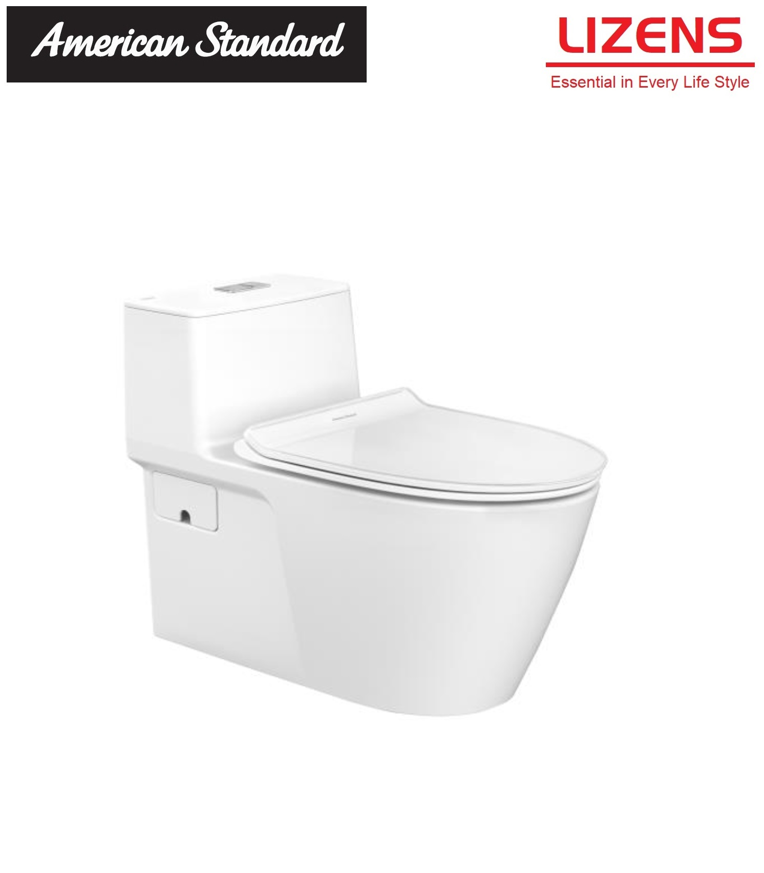 Picture of: American Standard Acacia Supasleek One Piece Toilet Bowl Lazada Singapore