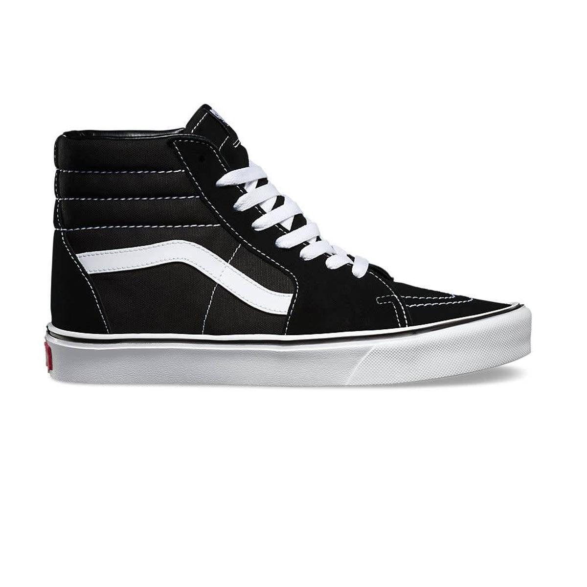 Vans Sk8 Hi Black/Black/White