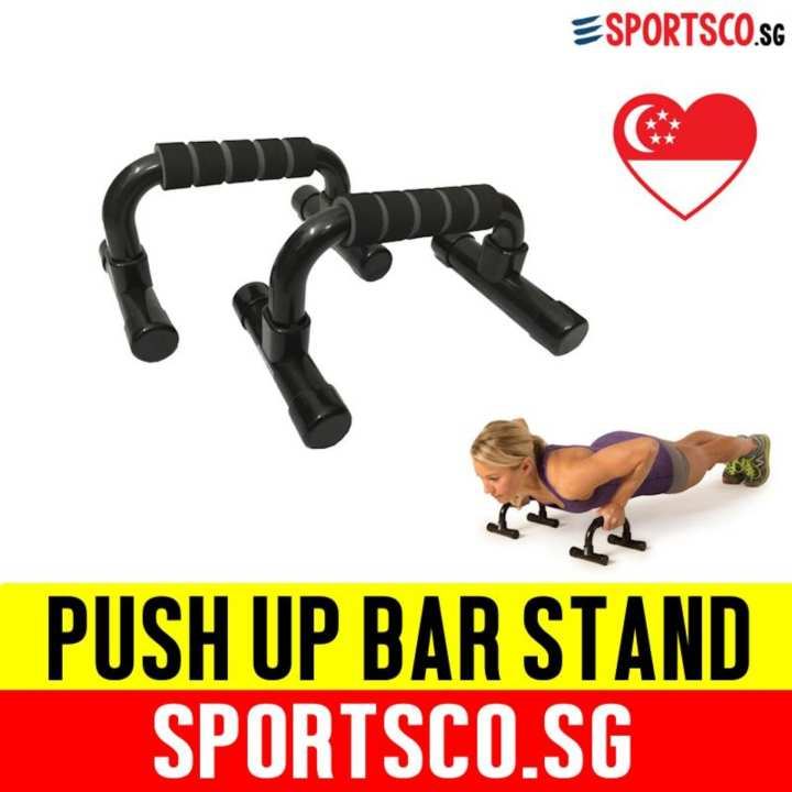 SPORTSCO Push Up Bar Stand (SG)