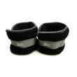 SPORTSCO Wrist / Ankle Weight 2KG each - Sold in Pair (Black) (SG)