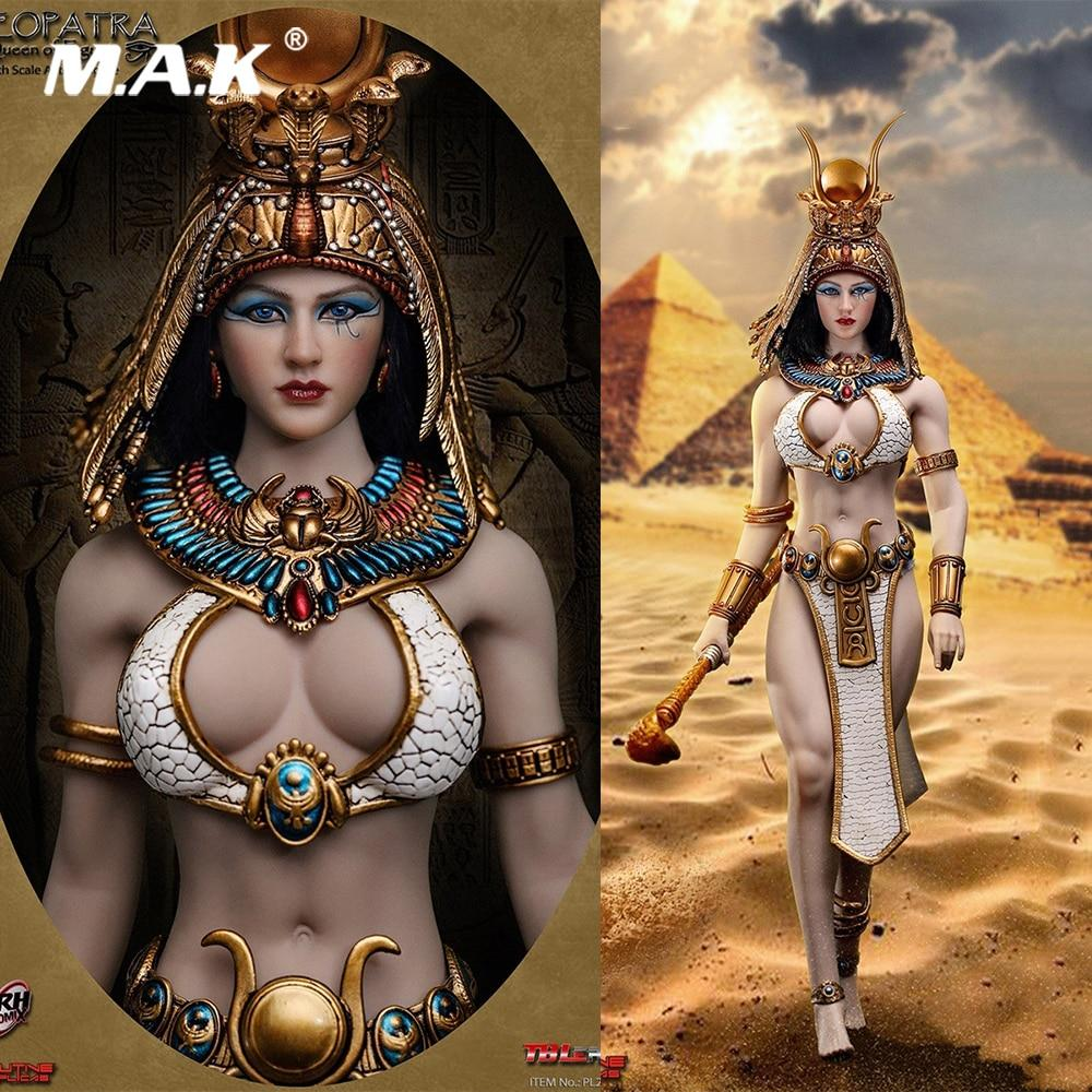 Cleoptra Queen of Egypt Skirt /& Bikini Top 1//6 Scale TBLeague Action Figures