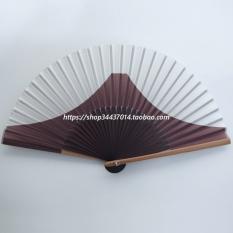 Discount3- Who Can Rely on Love to Make Mount Fuji Private Craft Fan Japanese-Style and Wind Folding Fan