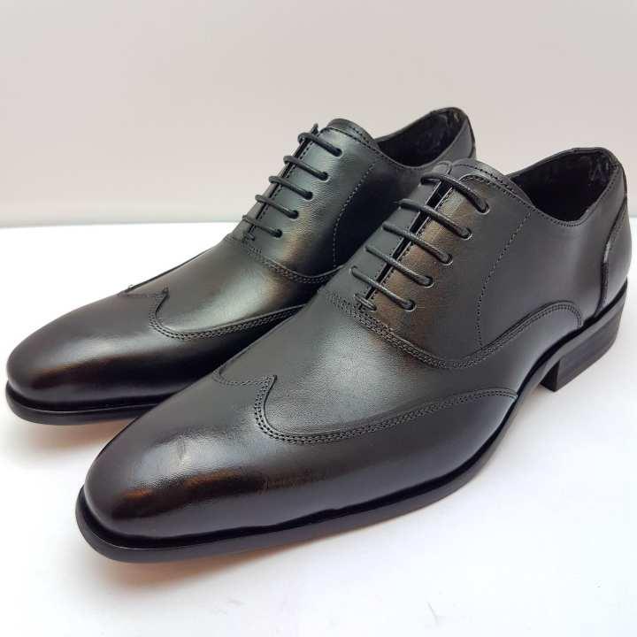 italie en style hommes est en italie cuir chaussures top qualité conduite occasionnels apparteHommes ts partie chaussures pour hommes broglie oxfords chaussures ue 38 - 43 - intl 2d585b