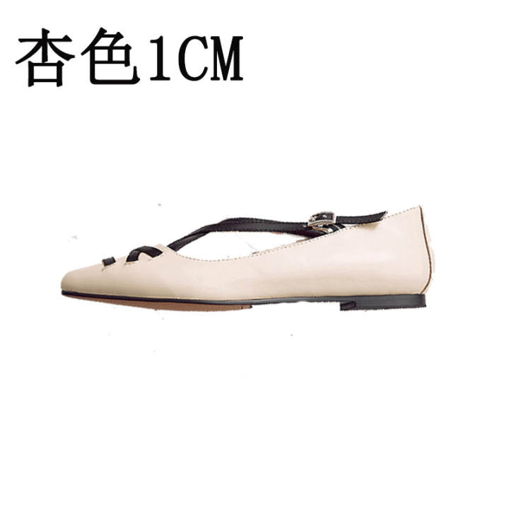 Man's/Woman's - Casual Casual Casual New style flat shallow mouth shoes (Beige)  -  Modern ffadcb