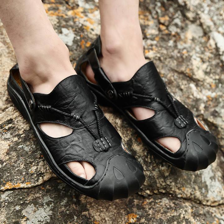 les les les sandales de cuir de vache wolf peter outdoor f5efd2