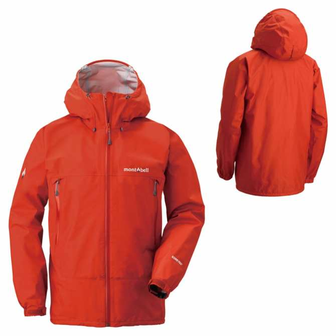 MontBell Rain Dancer Goretex Jacket Men