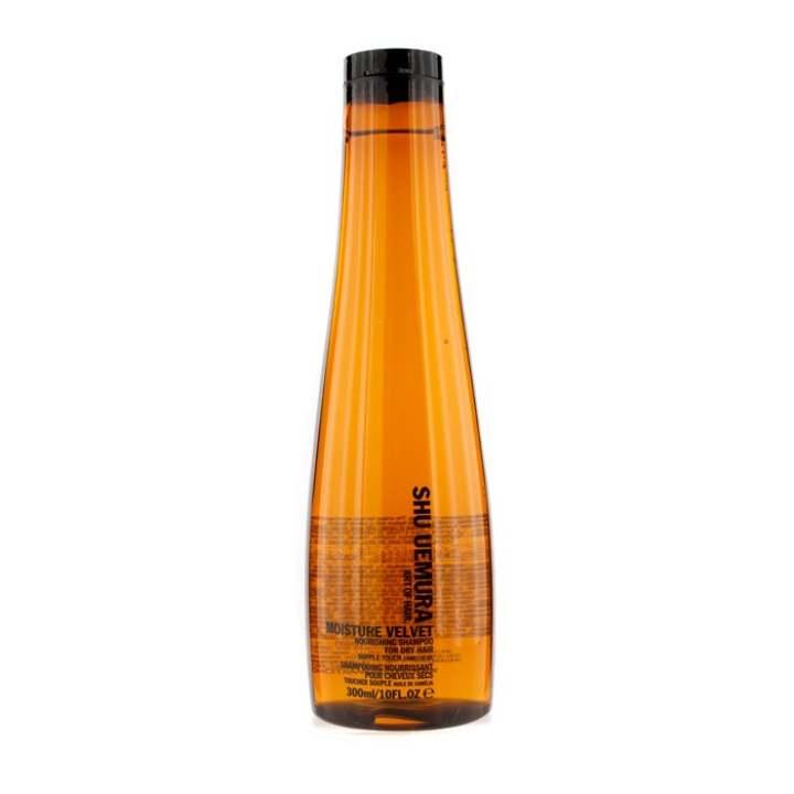 Shu Dry Uemura Moisture Velvet Nourishing Shampoo (For Dry Shu Hair) 300ml/10oz - intl 587b2e