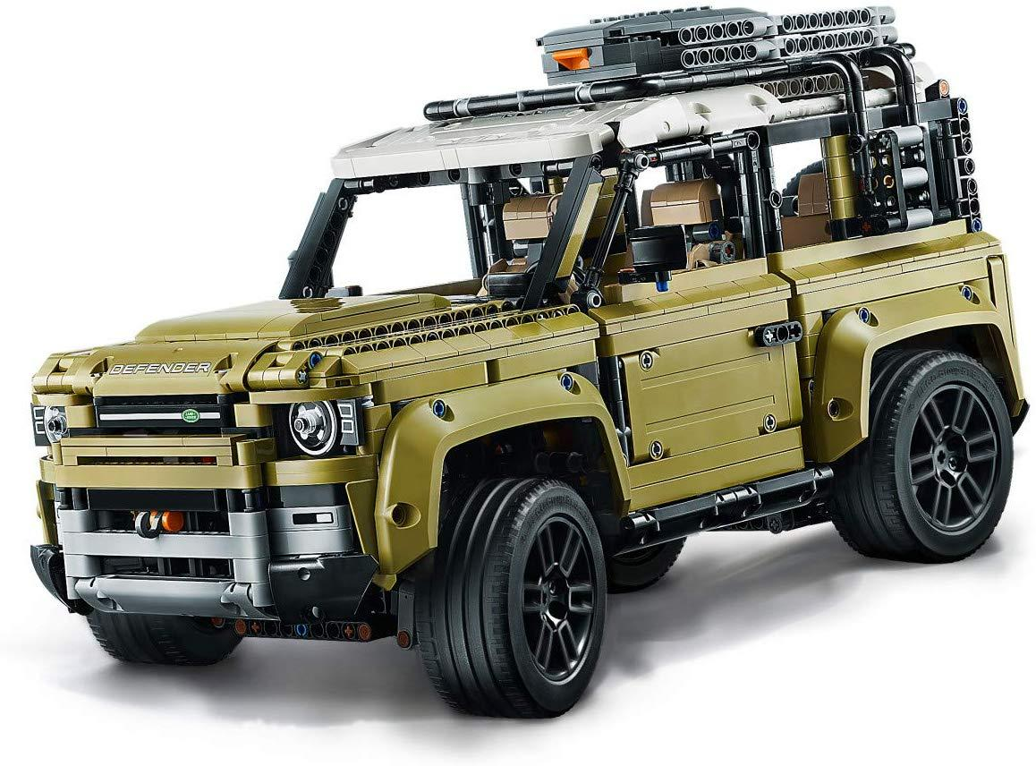 LEGO Land Rover Defender 42110 TECHNIC OCTOBER 1 FREE SHIPPING