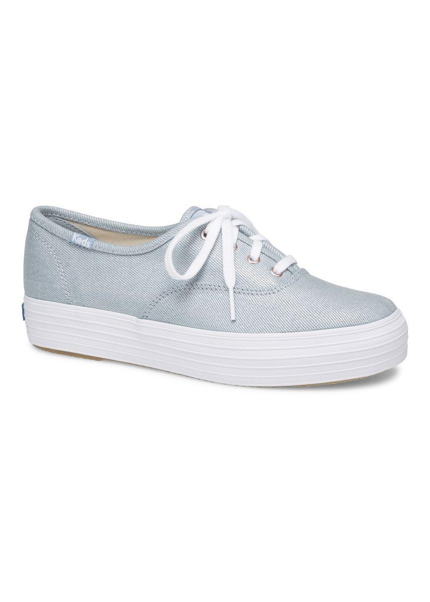 Keds A9 Triple Iridescent Denim Shoes