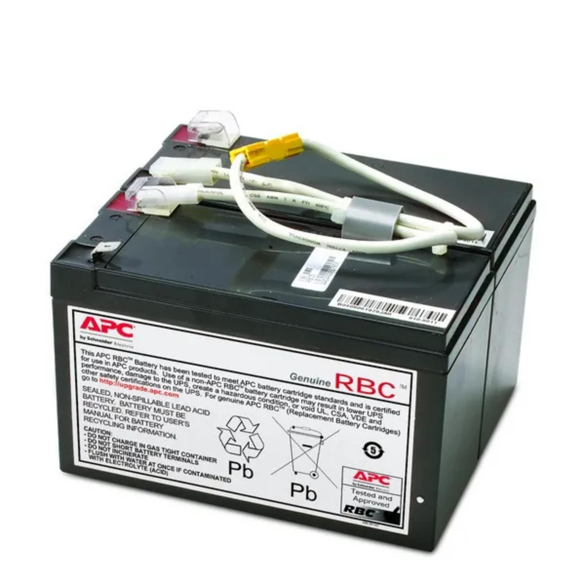 APC - Schneider Repl Battery Cartidge Apcrbc109