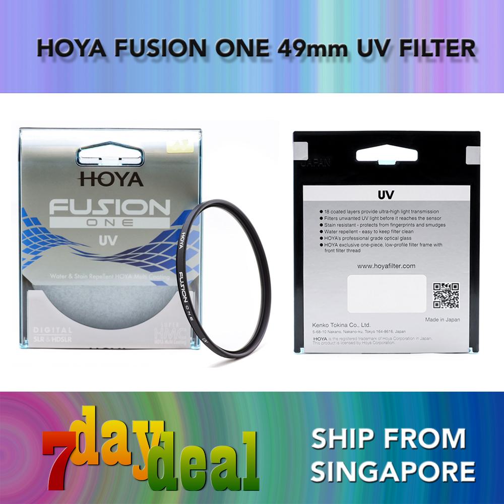Hoya 46mm Fusion ONE UV Camera Filter