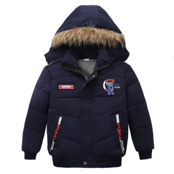 ZZOOI Baby Boys Coat 2020 Winter Jacket For Boys Fashion Hoodies Children  Coat Boys clothes Jackets Warm Outerwear for kids clothes   Lazada