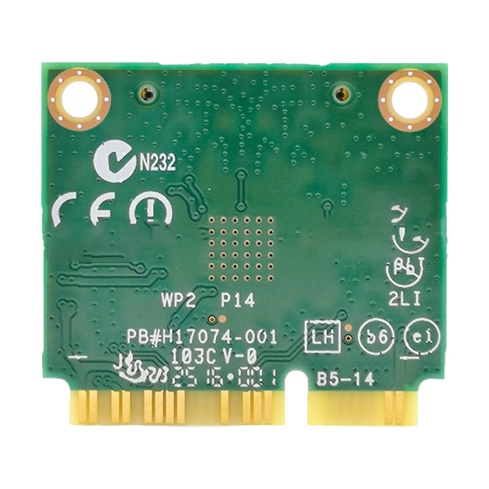 Card Mạng Tiêu Chuẩn Anxinshui Thẻ WLAN 7260AC 1200M 5G Nhẹ Bao Phủ Thực Tế, Cho Máy Tính Xách Tay thumbnail