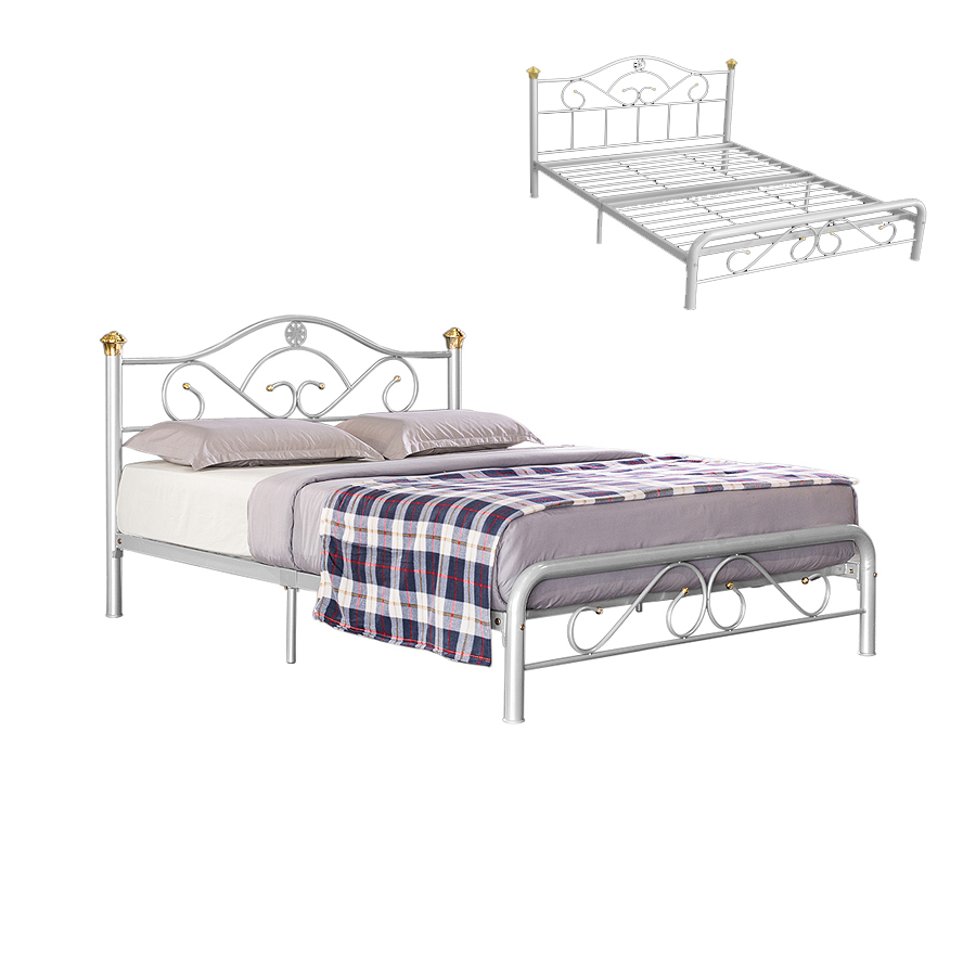 Aruna Metal Bed Frame Free Delivery