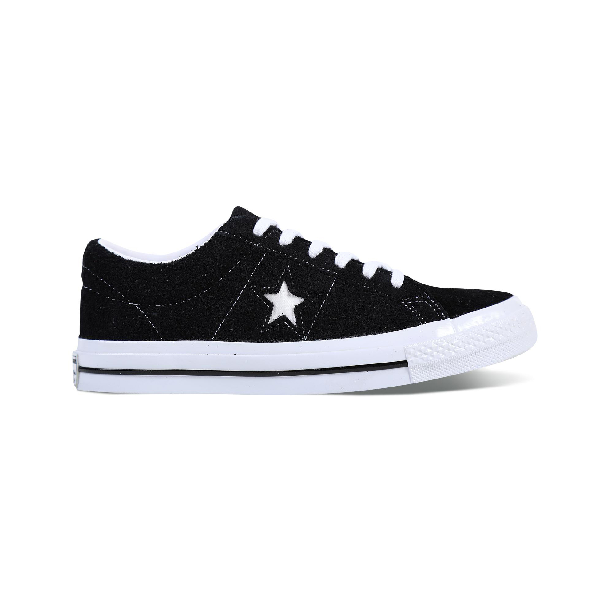 Sale] Converse One Star - Ox - Black
